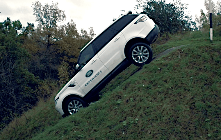 Jaguar Land Rover Aerial Video