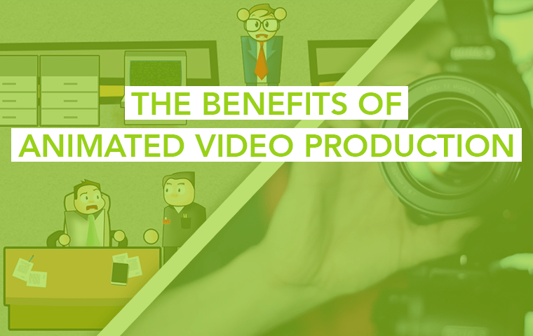 The benefits of animated video production
