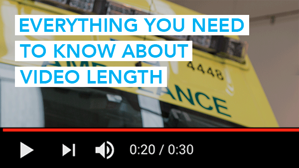 Everything You Need To Know About Video Length!