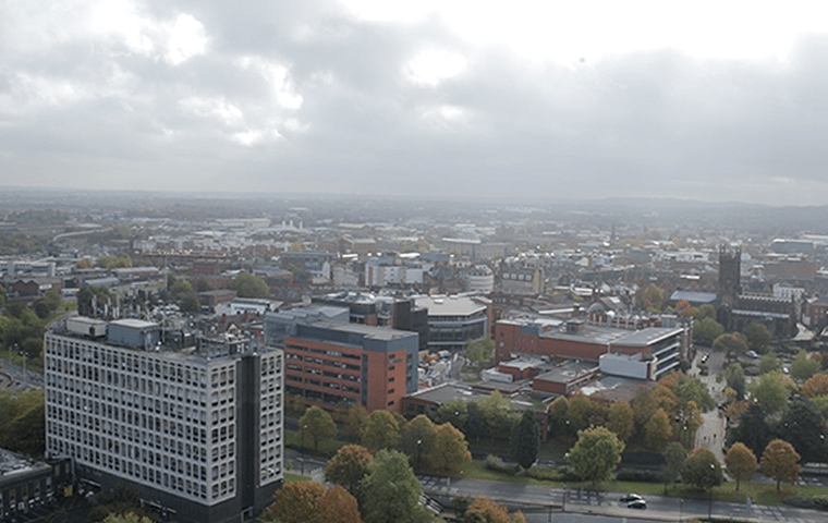 Business Growth in Wolverhampton