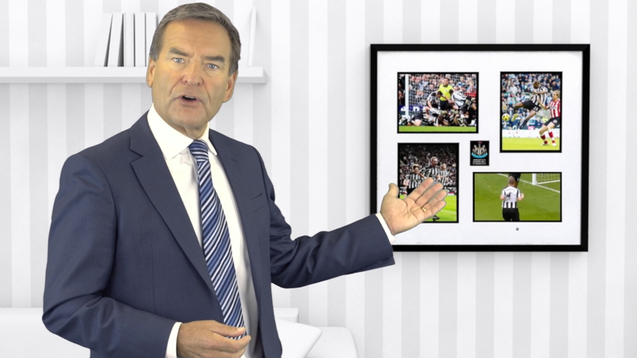 Web Video Advert With Jeff Stelling