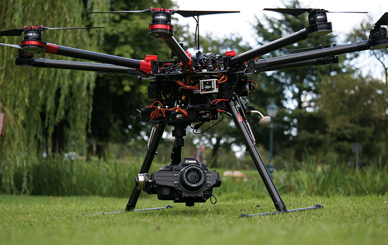 Promotional Drone Video