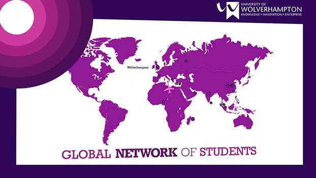 university of wolverhampton infographic video