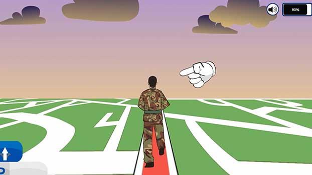 RPL Army Animated marketing video