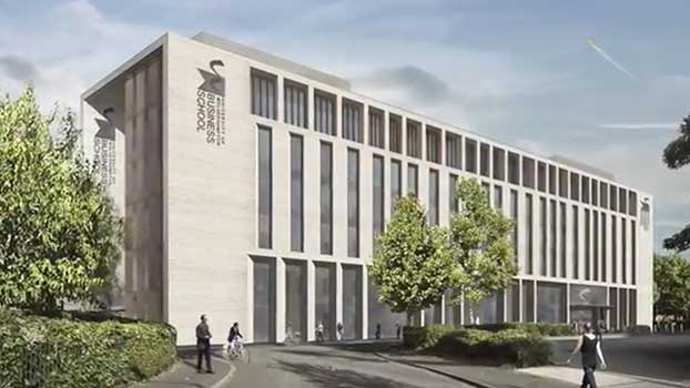 university of wolverhampton event video topping out