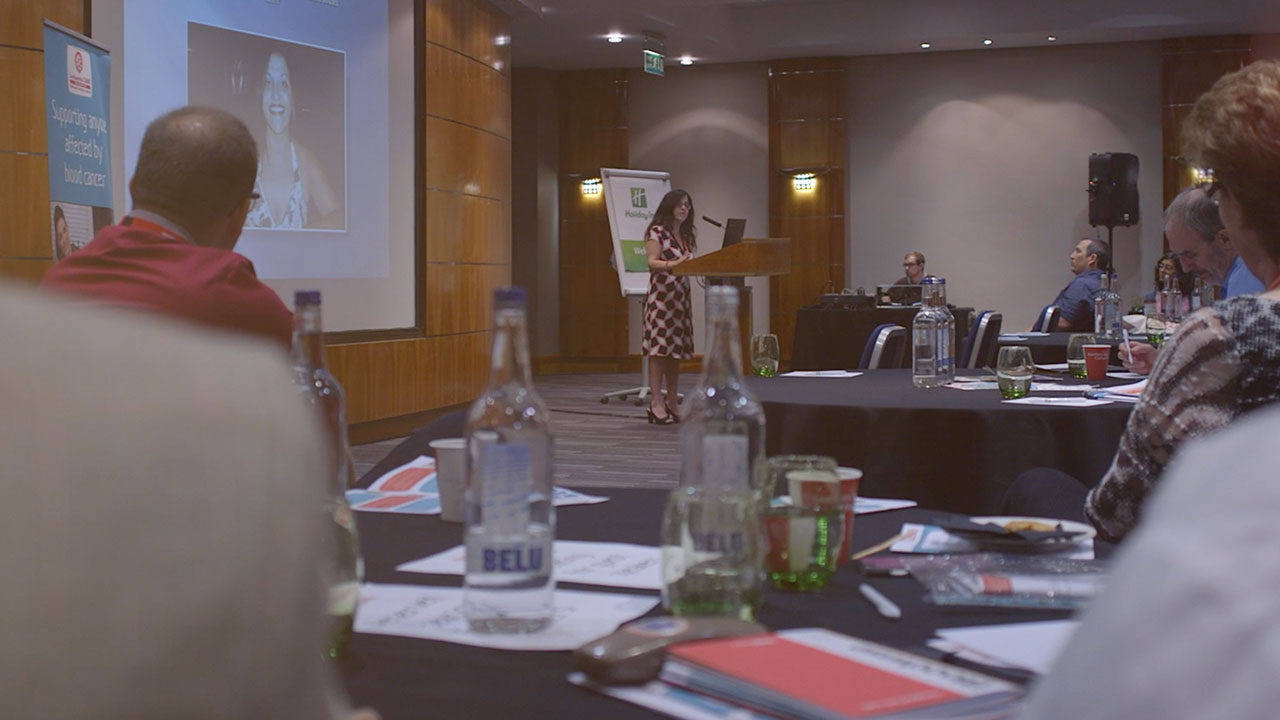 Event video for Leukaemia Care in London