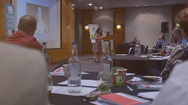 Leukaemia Care London Event Video