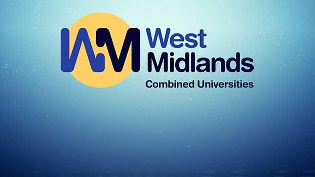 West Midlands Combined University typography video