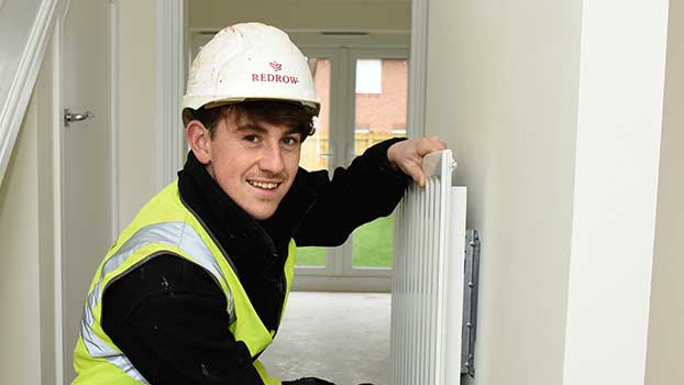 redrow apprentices promotional video