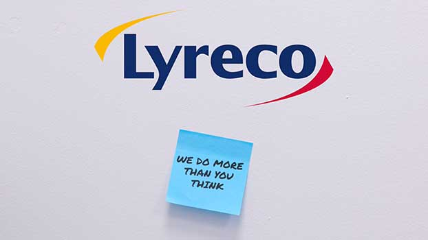 Lyreco Products Video