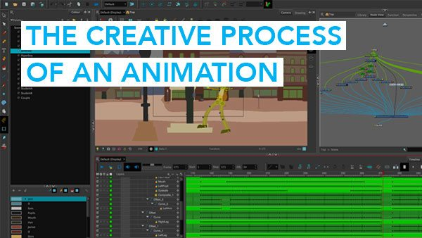 The Creative Process of Animation