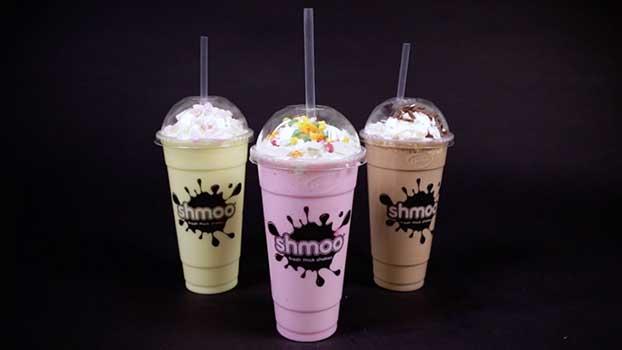Dinkum milkshake video advertising
