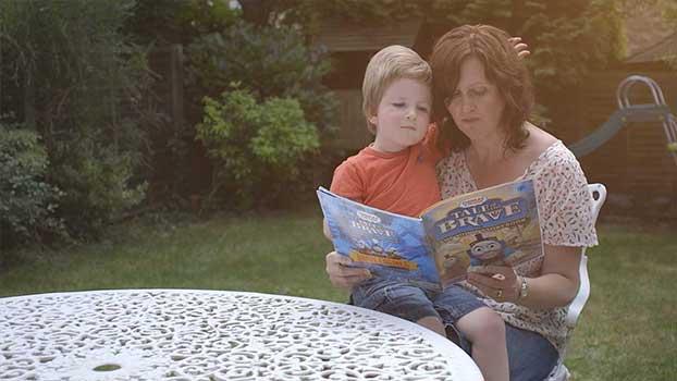 Leukaemia CARE Lisa Charity Video Case Studies