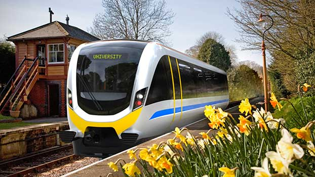 Warwick WMG Research Video University Light Rail