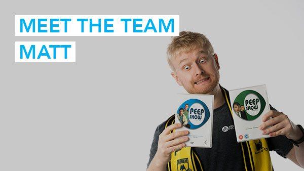 Meet the Team (Matt)