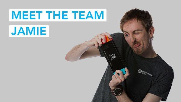 Meet The Team (Jamie)