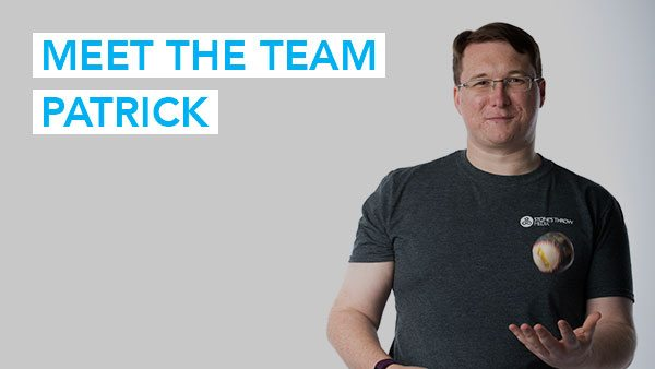 Meet The Team (Patrick)