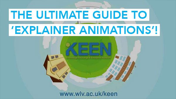 The Ultimate Guide to 'Explainer Animations'!