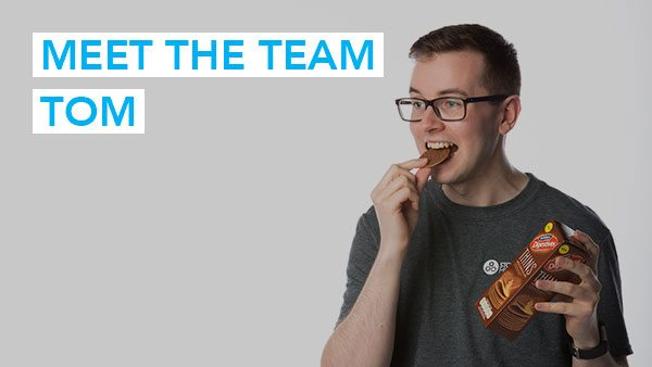 Meet The Team (Tom)
