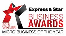 Express and star business awards winner 2018