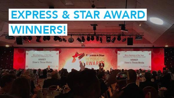 Express & Star Business Awards 2018