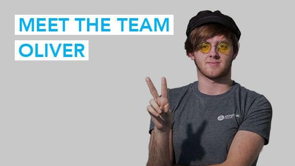 Meet the Team (Oli)