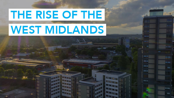 The Rise of the West Midlands