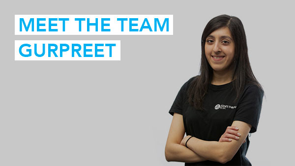 Meet the Team (Gurpreet)