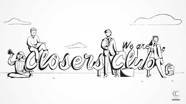 Closers-club-home-page-animation