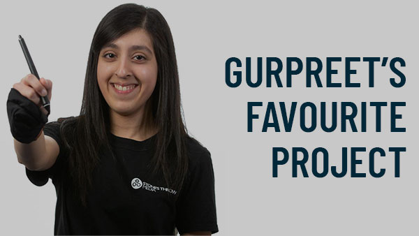 My Favourite Project (Gurpreet)