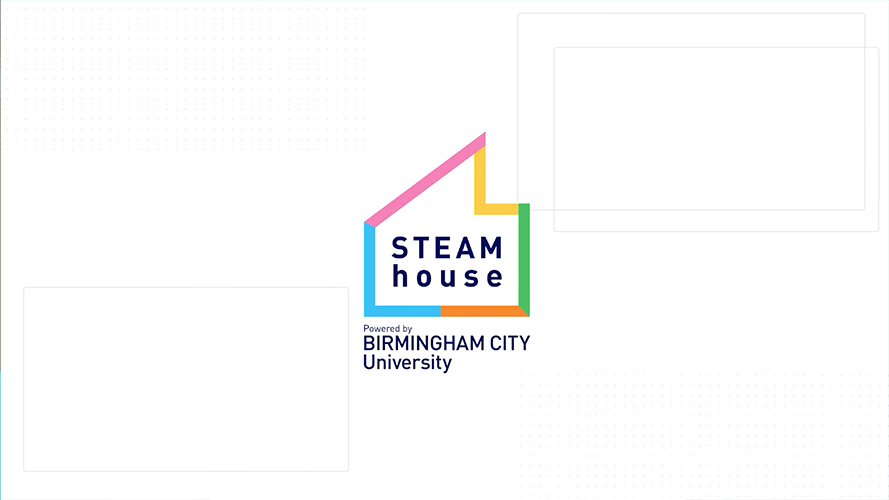 BCU STEAMhouse Event Animation