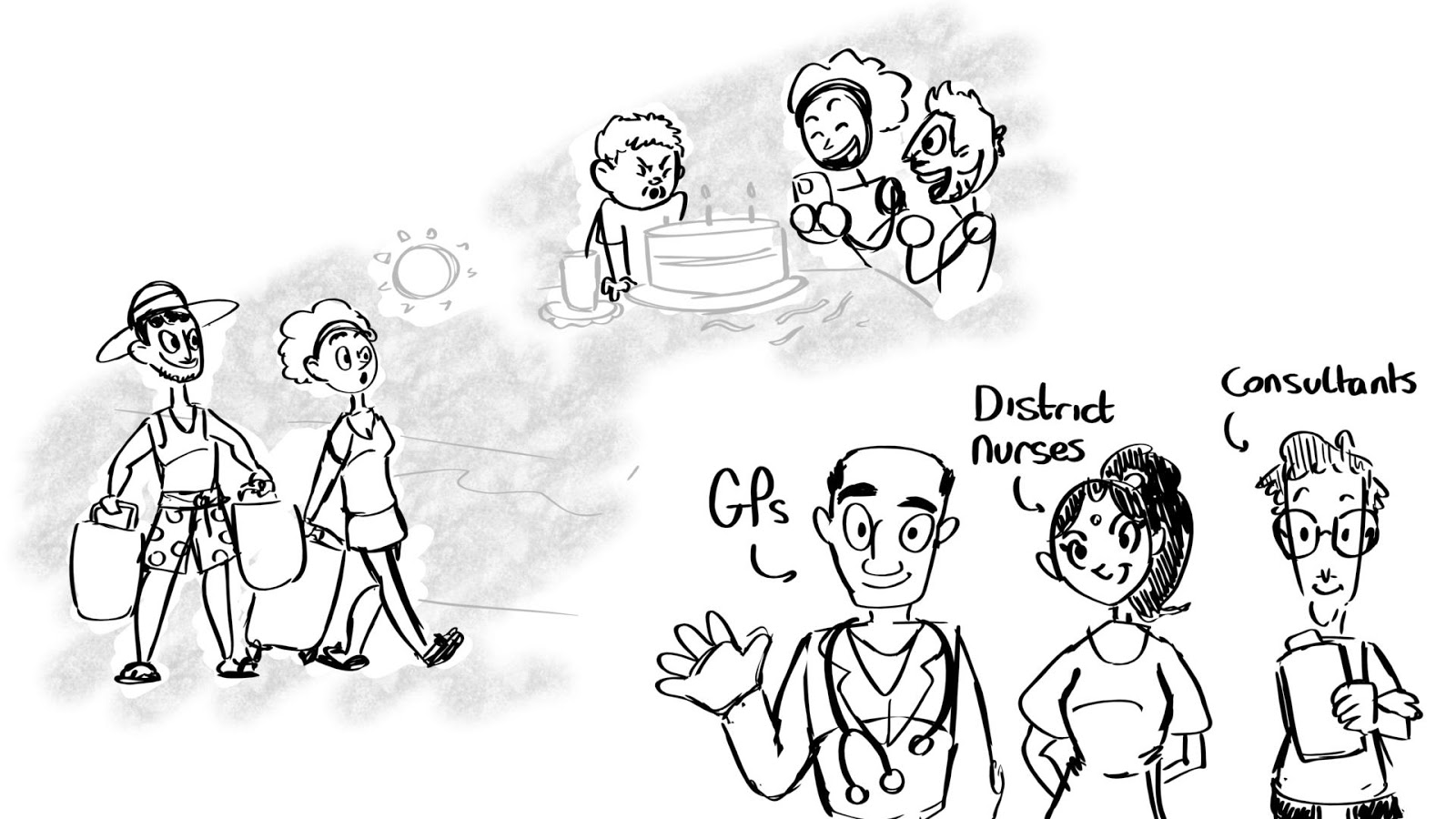 Animated Launch Video Storyboard